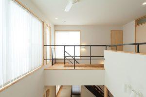 日沢T邸 二世帯住宅 二階一部