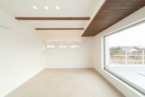 旭町S邸 2階スペース 茨城県水戸市宇津建築設計事務所実績例