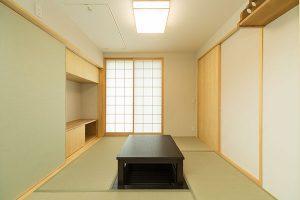 大宮F邸 二世帯住宅 畳の間 茨城県水戸市宇津建築設計事務所実績例